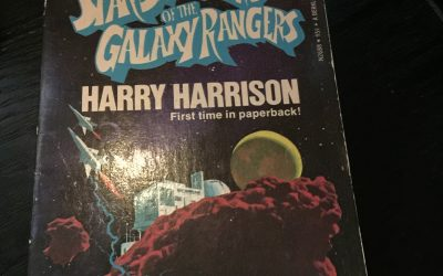 What I'm Reading: Star Smashers and the Galaxy Rangers
