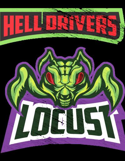 12 Locust arm