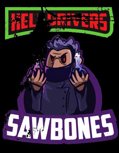 13 Sawbones arms